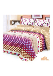 Maylee Yh8145 Cadar Patchwork Cotton Set of 3