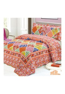 Maylee Yh8147 Cadar Patchwork Cotton Set of 3