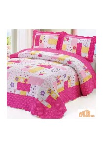 Maylee Yh8148 Cadar Patchwork Cotton Set of 3