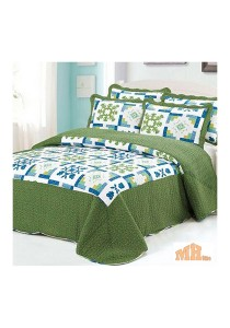 Maylee Yh8152(G) Cadar Patchwork Cotton Set of 3