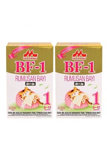 Morinaga BF-1 Infant Formula Milk Powder (0-12 month) 700g (2 pack)