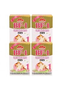 Morinaga BF-1 Infant Formula Milk Powder (0-12 month) 700g (4 pack)
