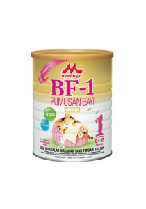 Morinaga BF-1 Infant Formula Milk Powder (0-12 month) 900g