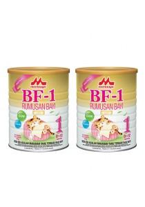 Morinaga BF-1 Infant Formula Milk Powder (0-12 month) 900g (2 tin)