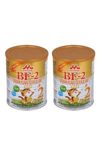 Morinaga BF-2 Follow Up Formula (6-36 month) 900g (2 Tin)