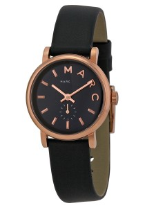 Marc by Marc Jacobs Ladies Navy Baker Watch MBM1331