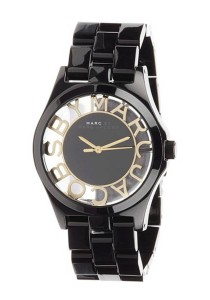 Marc by Marc Jacobs Ladies Henry Watch MBM3255