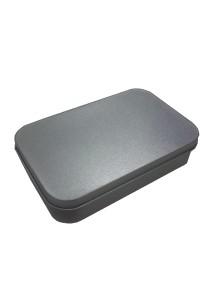 Multipurpose Silver/Tin Gift Box
