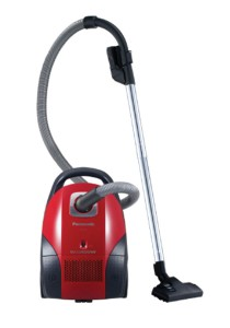 Panasonic Bagged Canister Vacuum Cleaner MC-CG521