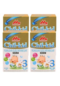 Morinaga Chil-Kid Milk Powder (1-3 years) 700g (4 pack)