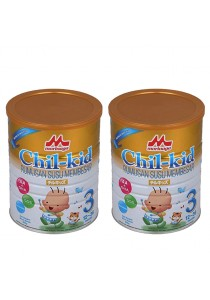 Morinaga Chil-Kid Milk Powder (1-3 years) 900g (2 Tin)