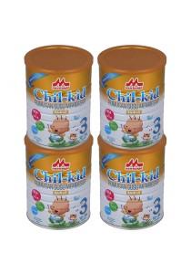 Morinaga Chil-Kid Milk Powder (1-3 years) 900g (4 Tin)