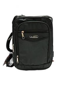 Summit 3-Way-Use Document Bag -MD1485 (Black)