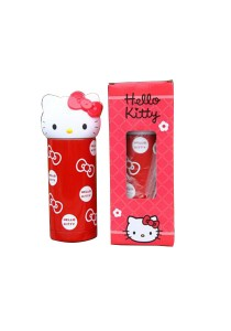 Kitty Stainless Steel Thermal Flask (Red)