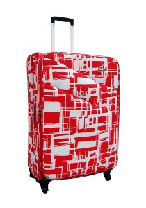 Summit 20 Inch ULTRA LIGHTWEIGHT Suitcase Trolley (ME1314 Red)