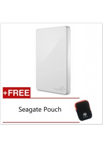 Seagate Backup Plus Slim Portable Drive 1TB STDR1000307 FREE Pouch *Limited Edition