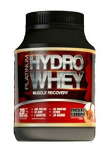 Mesotropin Platinum Hydro Whey Muscle Recovery Chocolate