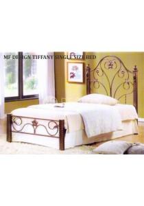 MF Design Tiffany Single Size Bed