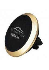 Joyroom ZS109 3 in 1 Magnetic Air Vent Car Mount Holder (Gold)