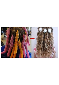 Magic No Heat Hair Curlers