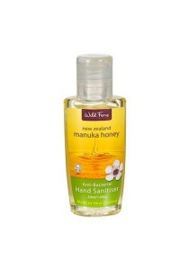 Wild Ferns Manuka Honey Anti-Bacterial Hand Sanitiser (50ml)