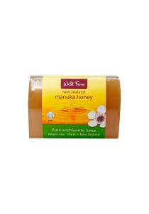 Wild Ferns Manuka Honey Pure and Gentle Soap (100gm)