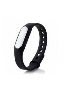 Original Xiaomi Mi Band 1S Heart Rate Monitor Bluetooth IP67 Waterproof Smart Wristbands (Black)