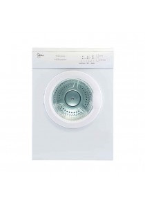 MIDEA MD6288 Dryer 6KG Rear Venting (Child Lock Feature)