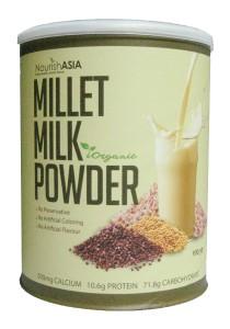 Pack of 2 Nourish Asia I-Organic Millet Milk