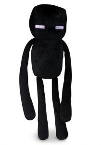 Minecraft Enderman Plush Toy Black