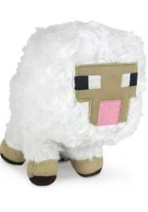 Minecraft Baby Sheep Plush Toy White