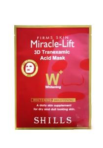 Shills Miracle-Lift 3D Tranexamic Acid Mask  (5 pcs)
