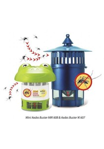 Mistral Mini Aedes Buster Yellow