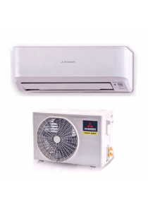 Mitsubishi 1.0HP Eco Friendly R410A Gas Standard Air Conditioner SRK09CRR