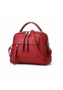 Ladies Elegant Design Leather Dinner Handbag Cross Body Sling Bag #2