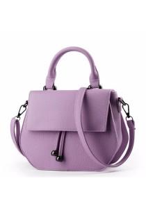 Ladies Elegant Design Leather Dinner Handbag Cross Body Sling Bag #5