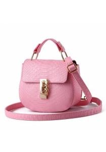 Ladies Elegant Design Leather Dinner Handbag Cross Body Sling Bag #6