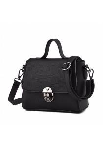 Ladies Elegant Design Leather Dinner Handbag Cross Body Sling Bag #7