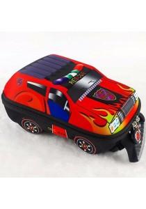 Korean Style Kid Backpack Kindergarden 3D Car Design EVA School Bag #3