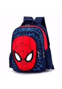 Kid Spiderman School Bag Backpack