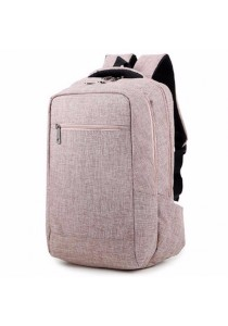 Nylon Laptop Backpack School Bag