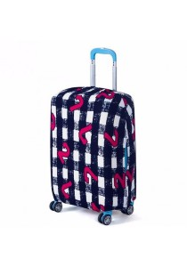 Stretchable Elastic Travel Luggage Suitcase Protective Dusk Cover (Number)