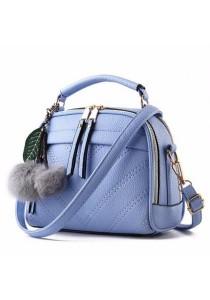 Ladies Elegant Design Leather Dinner Handbag Cross Body Sling Bag #1