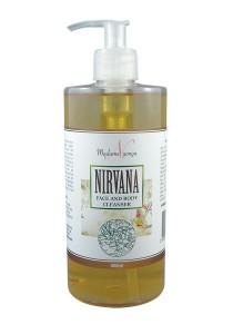 Madame Nyonya Nirvana Face & Body Cleanser 500ml