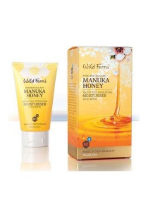 Wild Ferns Manuka Honey Protective Hydrating Moisturiser with SPF30 (85ml)