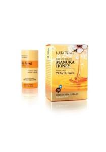 Wild Ferns Manuka Honey Travel Pack (5 x 8ml)