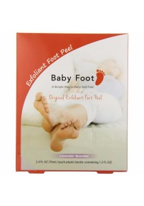 Baby Foot Deep Exfoliation for Feet Peel Lavender Scented 2.4 fl. oz