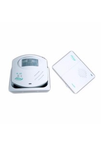 (IMPORTED) Smart Caregiver Motion Sensor and Pager
