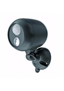 US Mr Beams Wireless LED Motion Sensor Photocell Weatherproof Lumens Light
