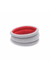 Ostrich Pillow (Light Red)
